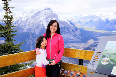 Sulphur Mountain Boardwalk, Banff