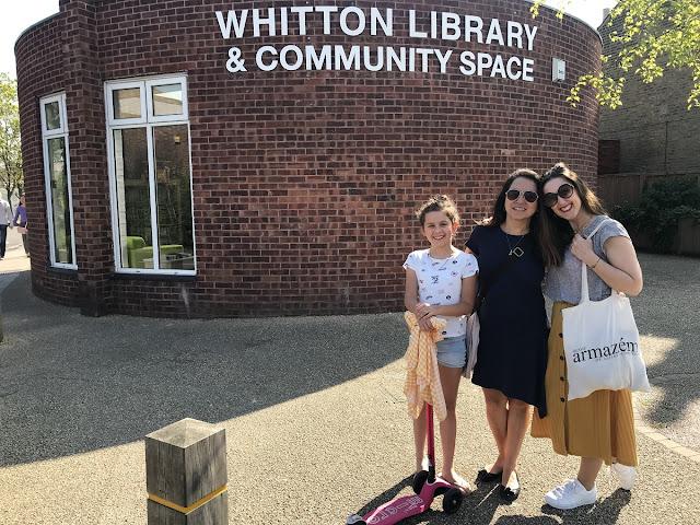 Biblioteca de Whitton
