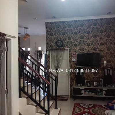 Ruang Keluarga Rumah Murah Secondary 2 lantai di Jl. Asoka 1 Pasar 1 Ring Road Dekat Ring Road City Walk Medan