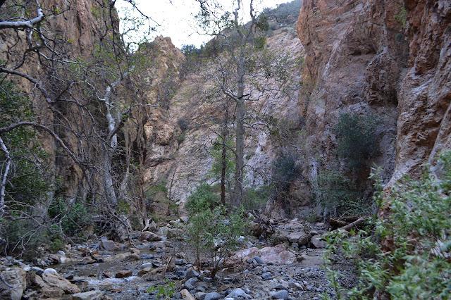 Fish Canyon Narrows