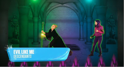 Screenshot Just Dance Disney Party 2