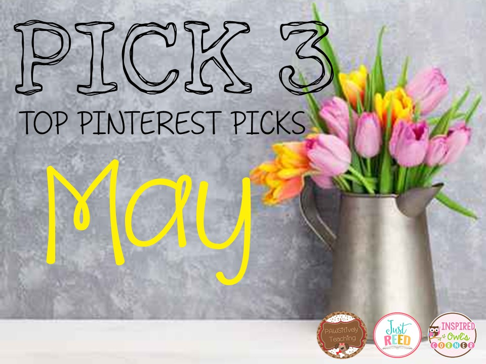 Classroom Pinterest Finds for May