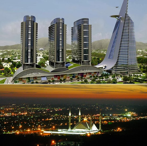 Beautiful Islamabad: Islamabad, One Of The Most Beautiful Capitals Of The World