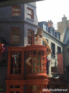 Weasleys' Wizard Wheezes storefront