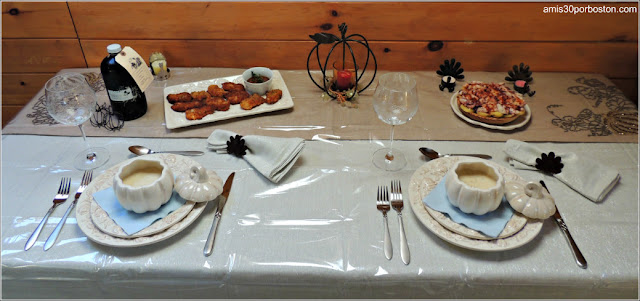 Mi Cena de Thanksgiving