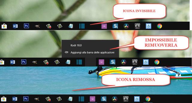 rimuovere-icone-trasparenti-taskbar