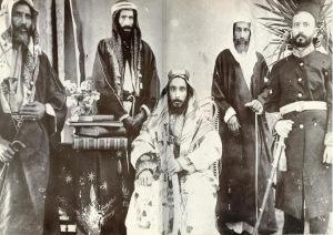 Ulama Wahabi Era 1800-an di Saudi