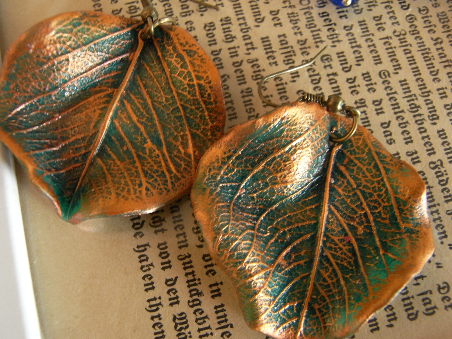 Saraccino Shiny Leaves Polymer Clay New Molds And How