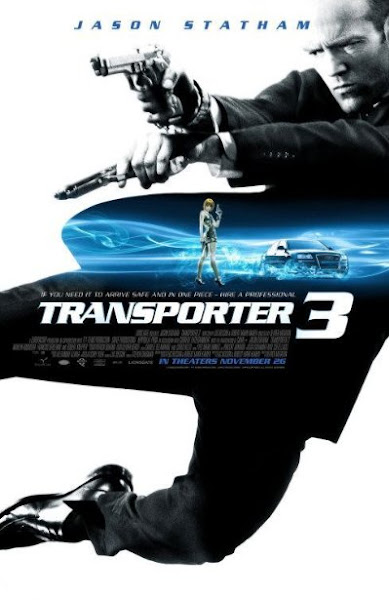 Poster Of Transporter 3 2008 720p BluRay Dual Audio