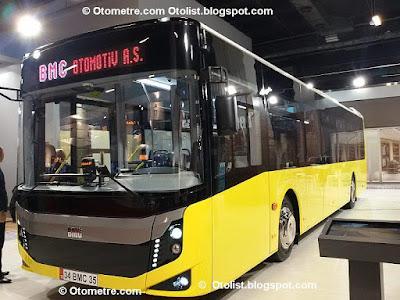2017  model BMC tanıtıldı