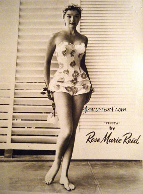 13509c5050 Glamoursplash: More Rose Marie Reid Swimsuits