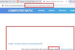 Cara Menyembunyikan Iklan Adsense di Pencarian Blog untuk Mencegah Suspend