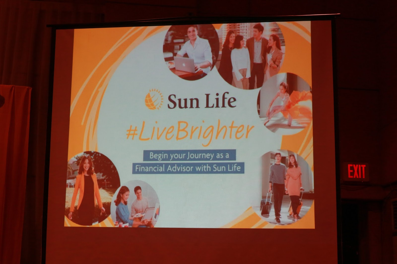 Live Brighter as a Sun Life Financial Advisor