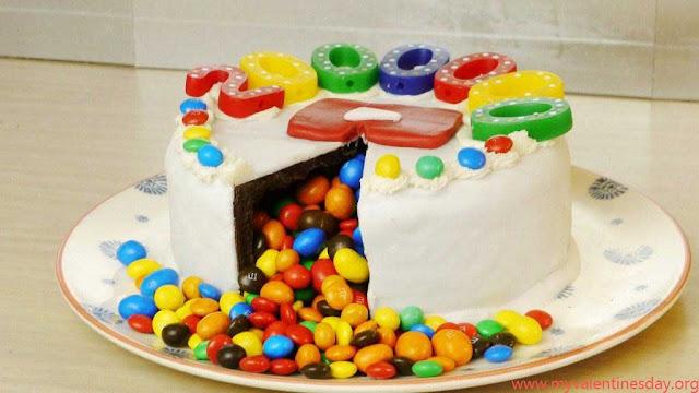 Chocolate B-day Cake