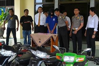 Bongkar Kasus Spesialis Ranmor, Polisi Hadiahi Timah Panas Ke Pelaku