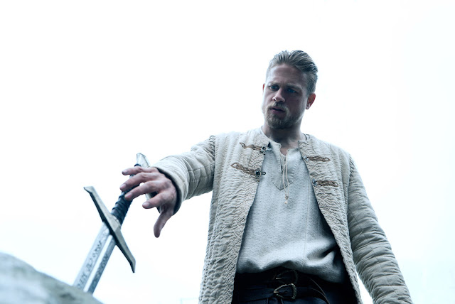 King Arthur Legend of the Sword - Charlie Hunnam
