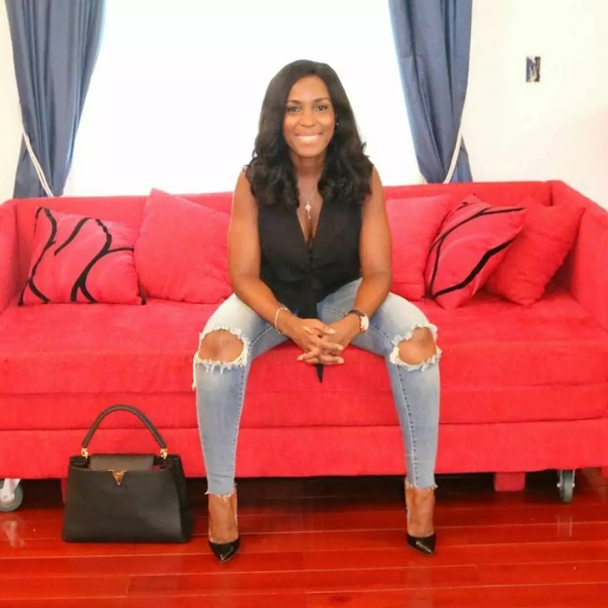 Linda Ikeji Motivates And Wishes Every Young Girl Well In All Their Endeavour's As She's Set To Expands Her Media Company