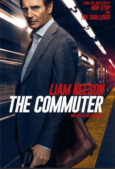 The Commuter [2018] [DVD9] [PAL] [Castellano]