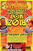 Huntsville Comic Con 2018