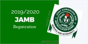 Jamb 2019 Registration Date