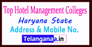 Top Hotel Management Colleges in Haryana
