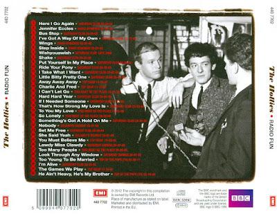 The Hollies – Radio Fun