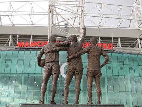 The Manchester United Trinity