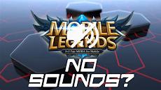 Suara Mobile Legends Tiba Tiba Hilang? Ini Cara Mudah Mengatasinya