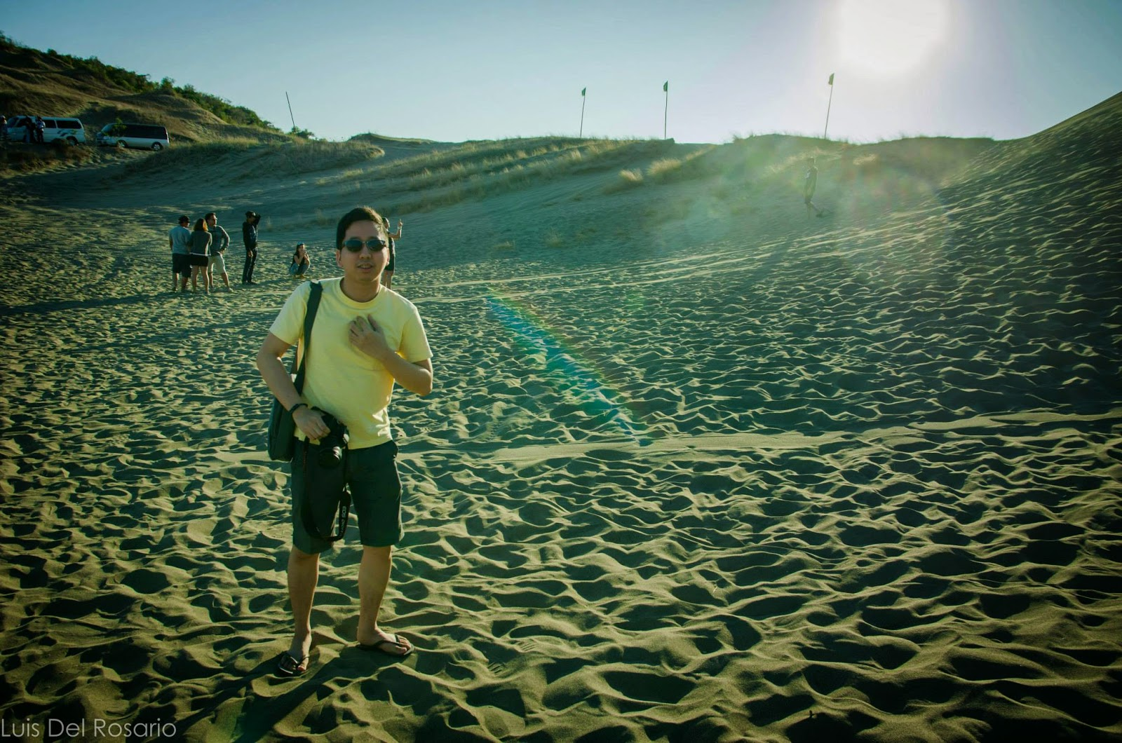 Sand Boarding and Top Activities in Paoay, Ilocos Norte