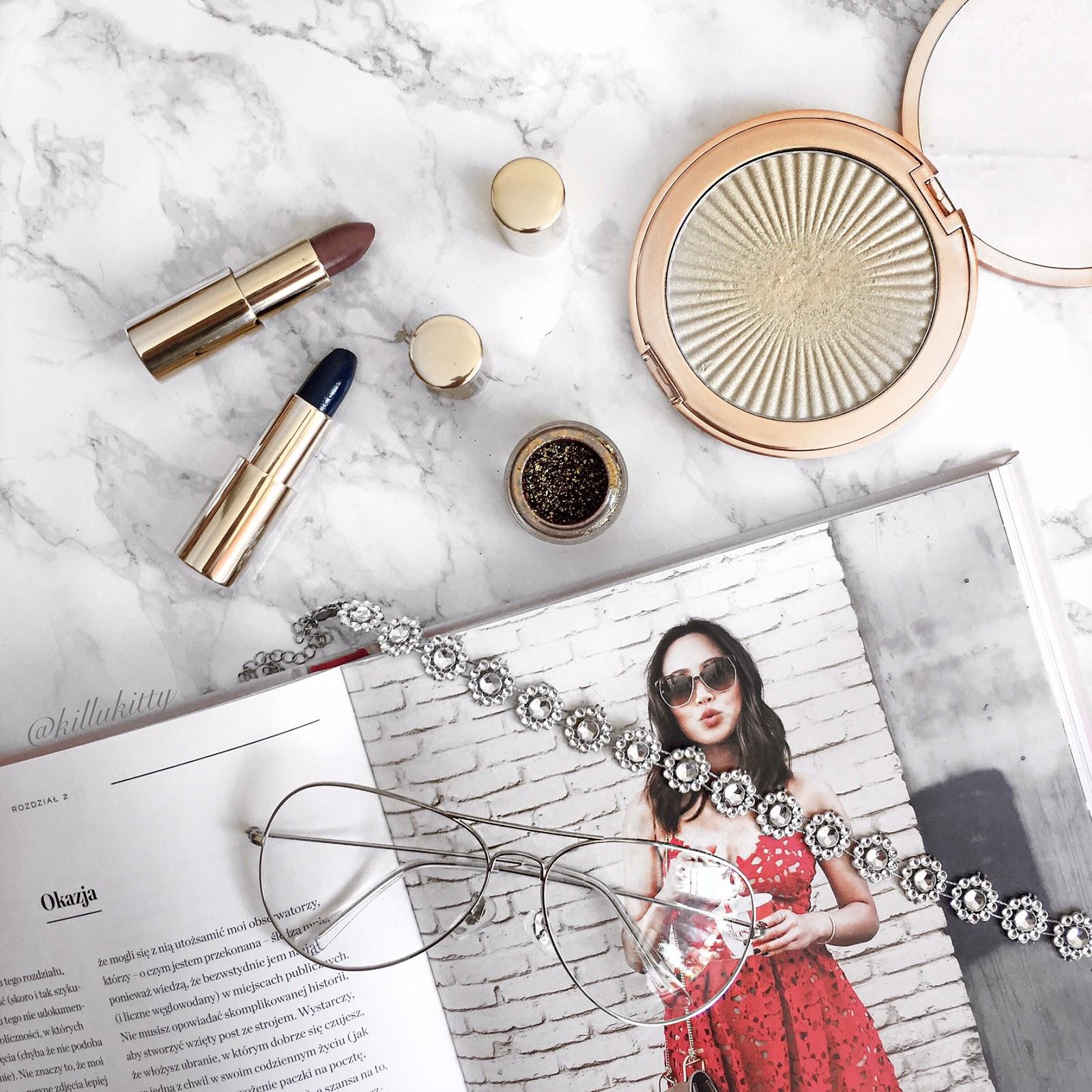 Luźna niedziela: Co u mnie, makijaże, See Bloggers, Instagram