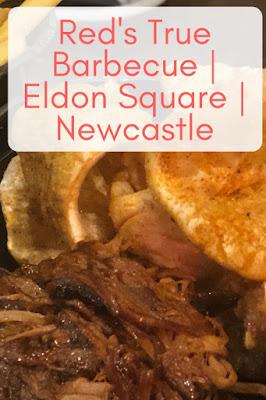 Red's True Barbecue | Eldon Square | Newcastle