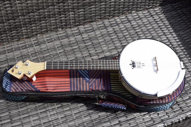 Duke 10 Banjo Ukulele