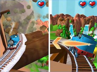 Games Thomas & Friends: Magic Tracks Apk