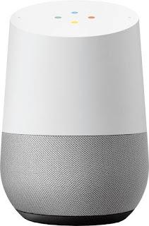 Google Home  (White)