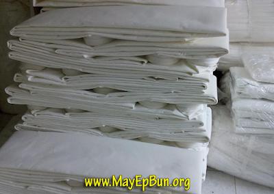 Phân phối vải lọc máy ép bùn trên toàn quốc