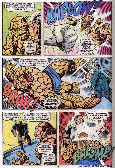 Fantastic Four 148-FrightfulFour