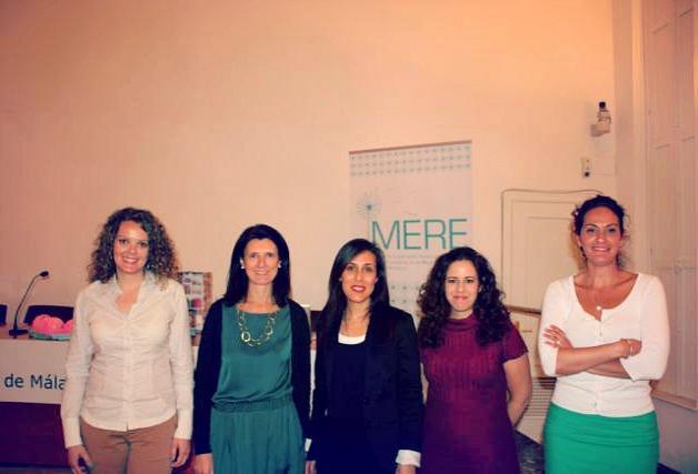 Encuentro de blogueras en el CAC Málaga