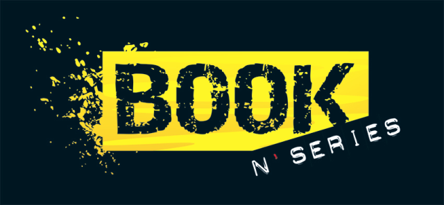 Conception et réalisation du logo du site Book n'series