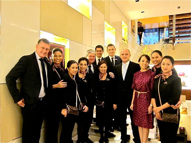 0da565a6fef On Meeting Louis Vuitton CEO Yves Carcelle – The Bag Hag Diaries