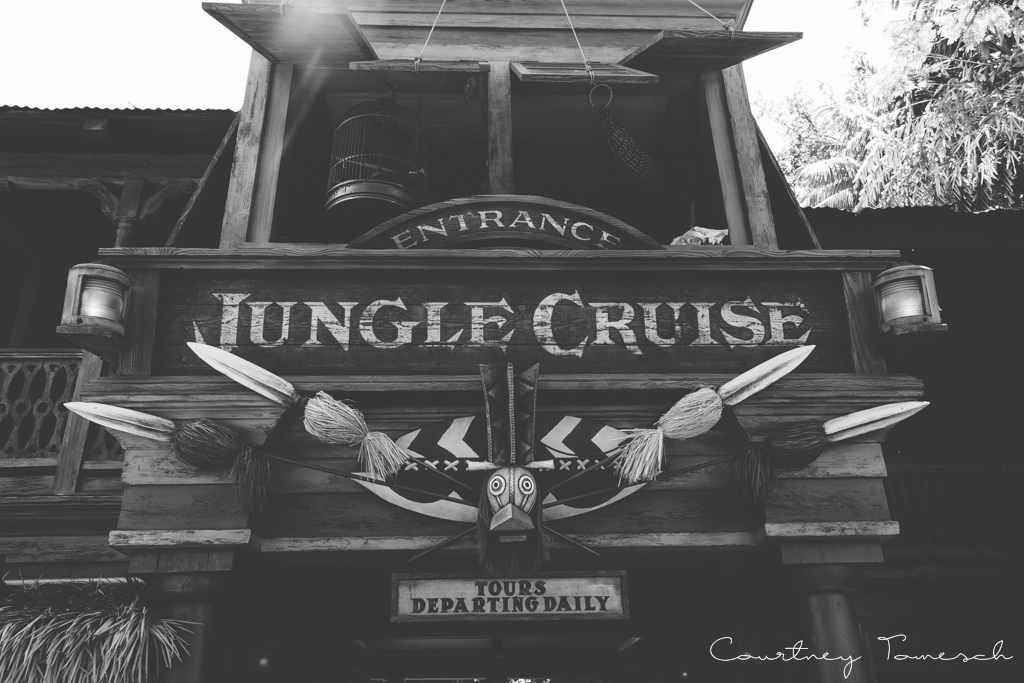 Courtney Tomesch Disneyland Jungle Cruise