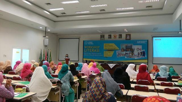 Membangun Budaya Literasi Menuju Aisyiyah Berkemajuan