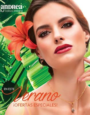 Catalogo ANDREA  IU  Belleza integral Verano 2018