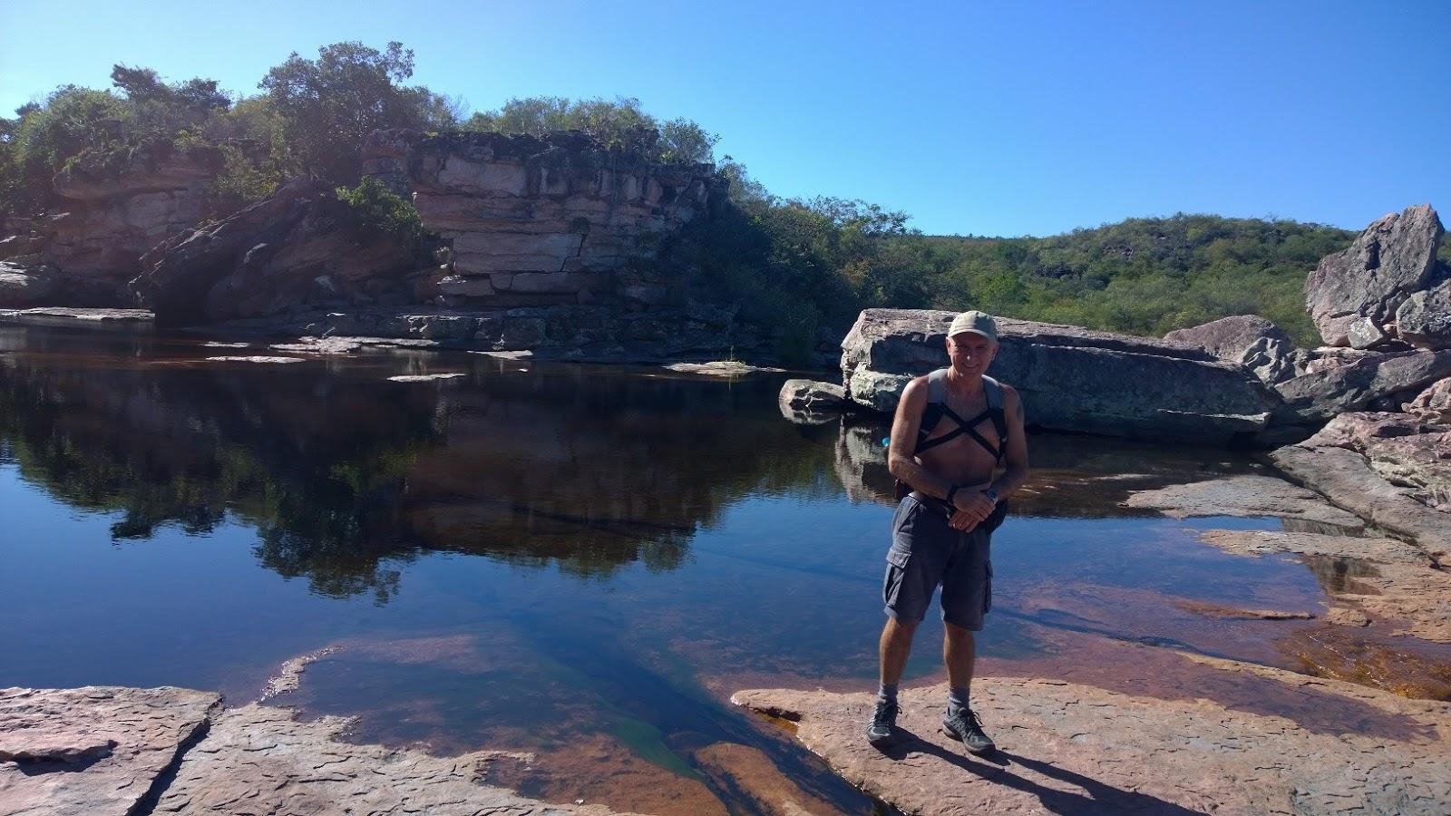 Caminho para a Cachoeira do Buracão