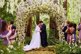 Bunga Khusus Untuk Pernikahan Di Musim Semi