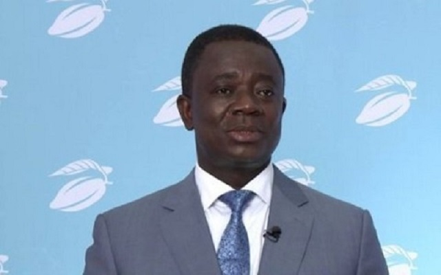 Biography of Isaac Asiamah - The New Ghana Sports Minister