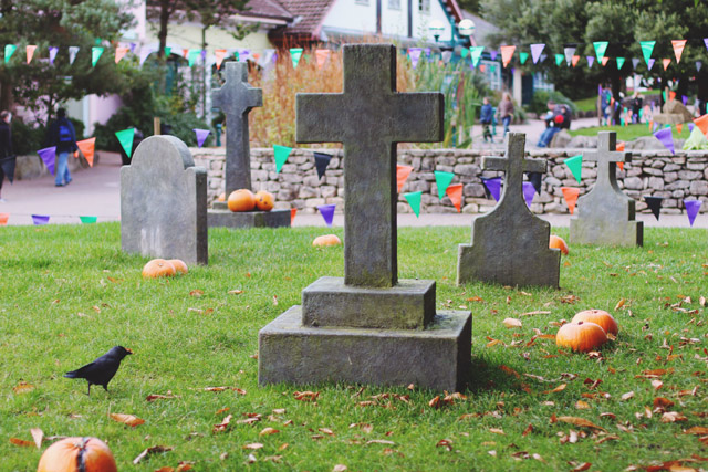 Scarefest Graveyard