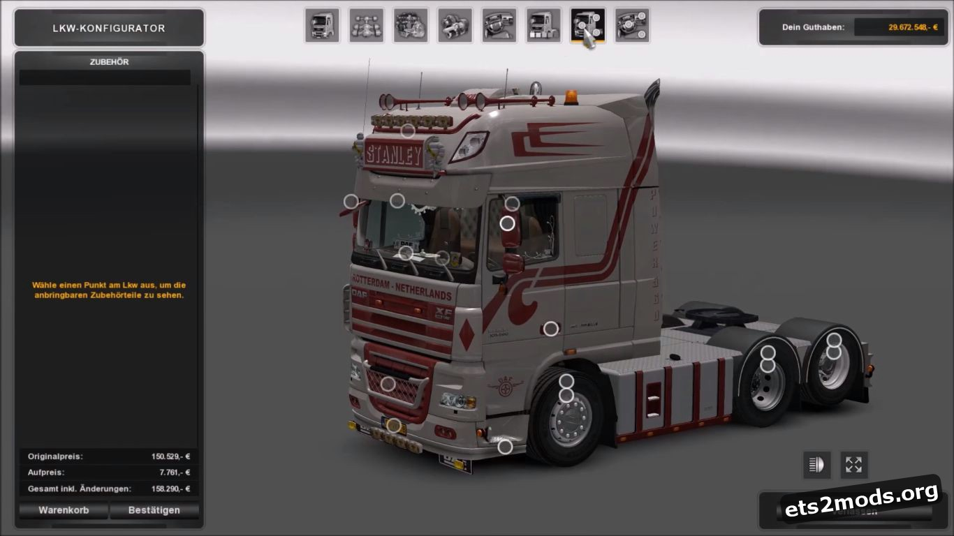 Truck - DAF XF 105 by Stanley