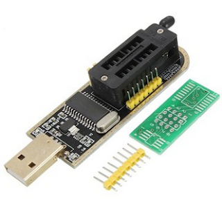USB Programmer CH341A Series 24 EEPROM BIOS Writer 25 SPI Flash