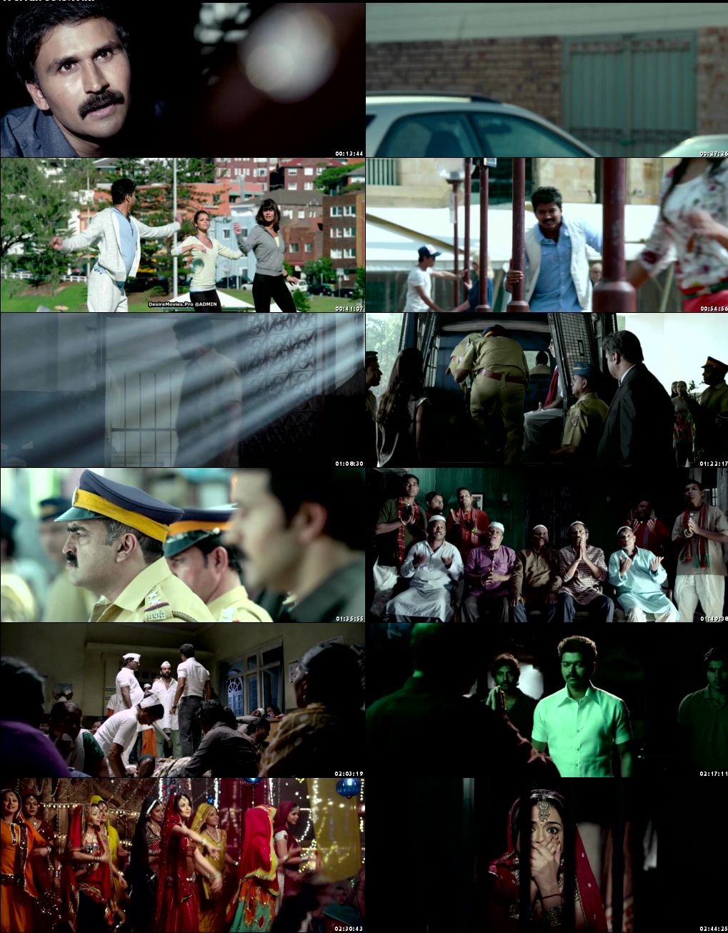 Thalaivaa 2013 Hindi Dubbed Movie Download BRRip 720p