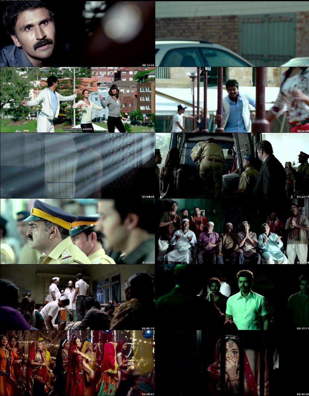 Thalaivaa 2013 Hindi Dubbed Movie Download BRRip 720p